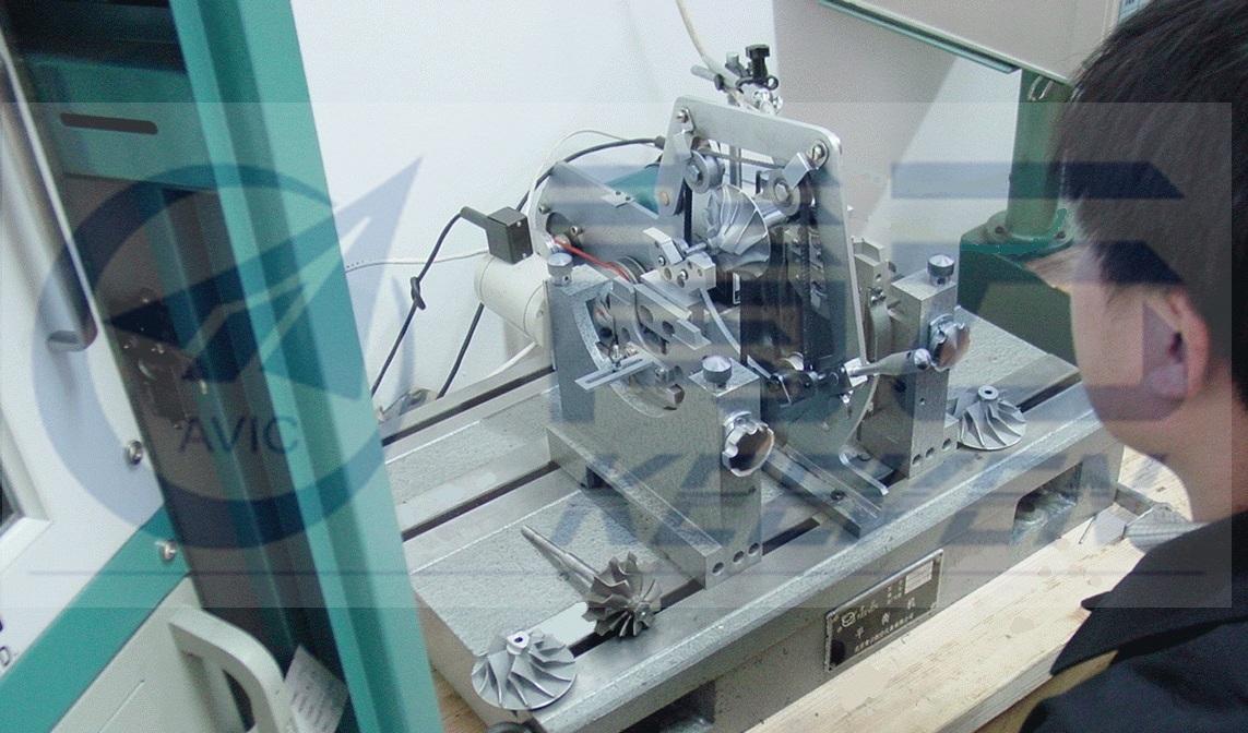 小型增压器动平衡机s