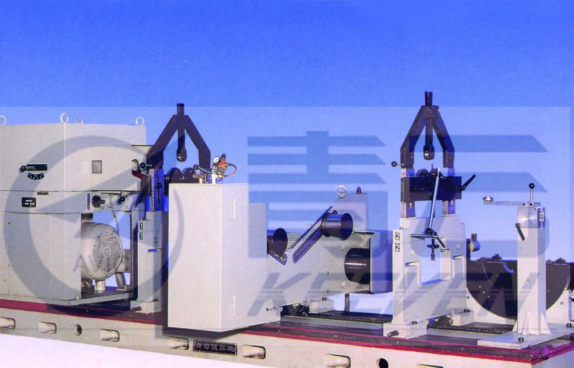 卧式硬支承双驱动平衡机s