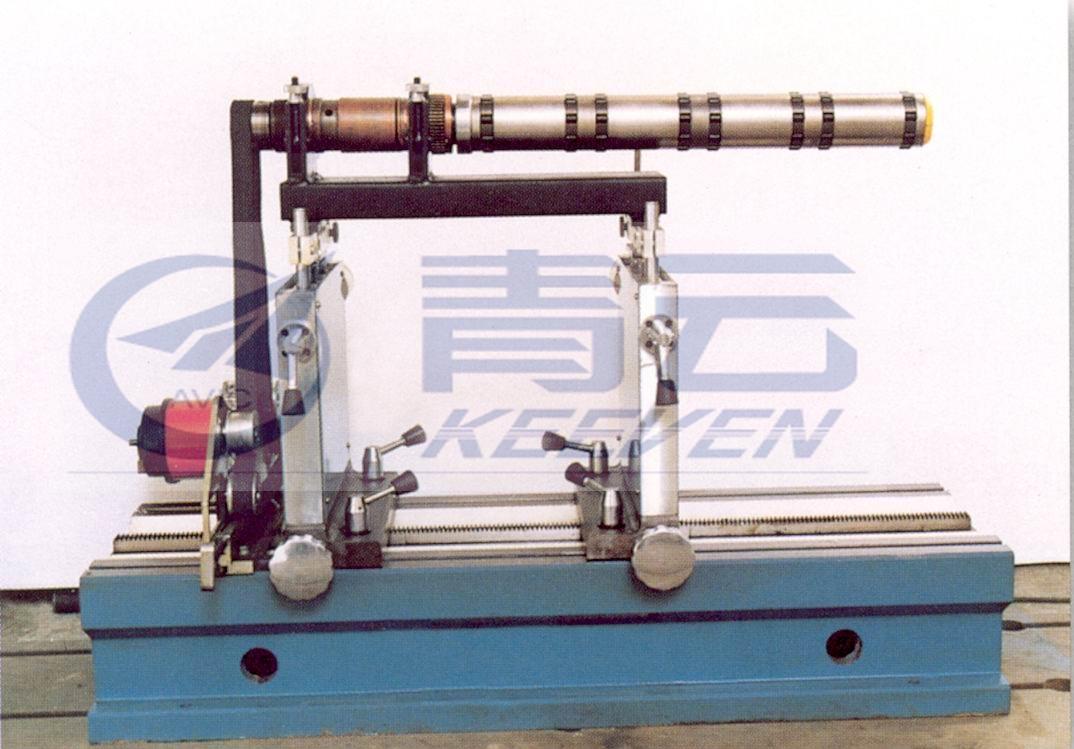 化纤卷挠头高速平衡机s